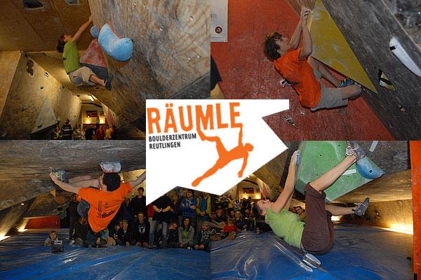 Räumle Boulderzentrum Reutlingen