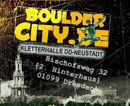 Boulderhalle Dresden Bouldercity