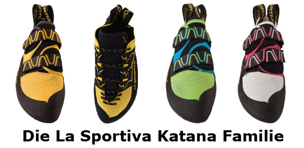 modelle la sportiva katana famile