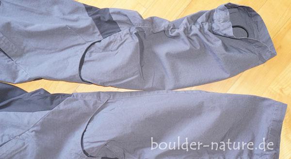 huge selection of fd392 7aaf0 Salewa Capsico CO Kletterhose Test | Boulder Nature