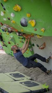 Bouldermatten schützen bei einem Sturz